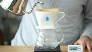今話題の『ブルーボトルコーヒー』流のコーヒーの煎れ方