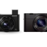 ソニーのサイバーショット新型「DSC-HX90V」と「RX100m3」の簡易比較
