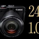 キヤノンは高倍率ズーム高級コンデジ「PowerShot G3 X」を正式に発表