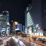 大阪の「キタ」と「ミナミ」でタイムラプス撮ってきました。