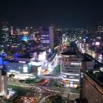 「日本新三大夜景」絶景神戸の夜景が特別に見渡せる。ミント神戸のミントテラスが期間限定無料開放!