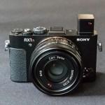 ソニー 新型「RX1R II」の外観写真