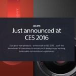 『SONY CES2016で発表された製品』残念ながら新型のミラーレスやPSの発表は無し。