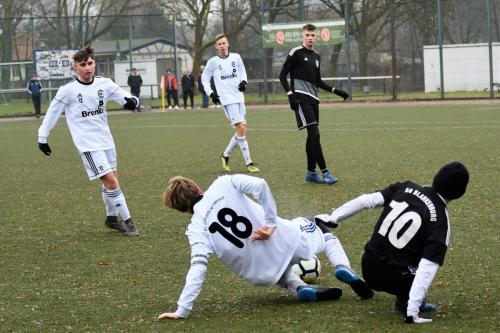 U19: Concordia Wilhelmsrun - SG Blankenburg