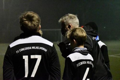 1. D- Jugend: Runde 5 EDEKA Jahrhundertturnier CW - CFC Hertha 06