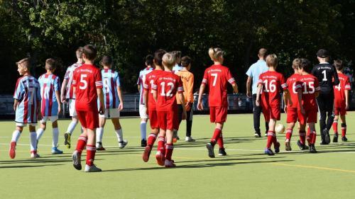1. D- Jugend: FC Berlin - SV Buchholz