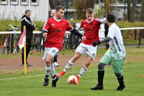 U19: CW - Wartenberger SV