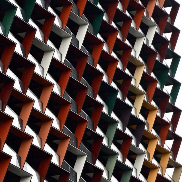 Architectural Patterns By Manuel Mira Godinho  Fubiz Media