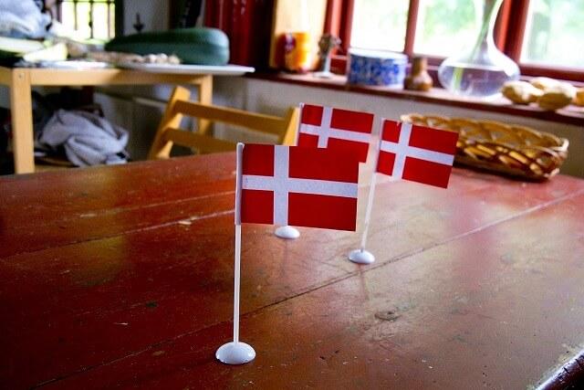 デンマーク国旗