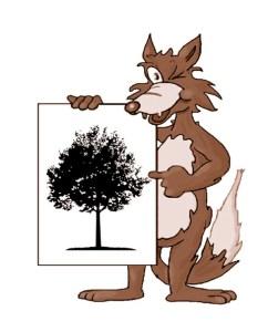 Baumschule Wittenmatt fuchsbäume+pflanzen Logo