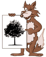 Logo - Nussbäume