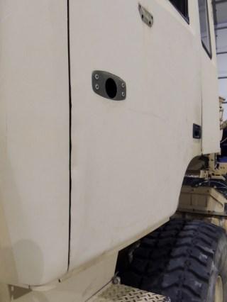 Driver Side Door Fit After