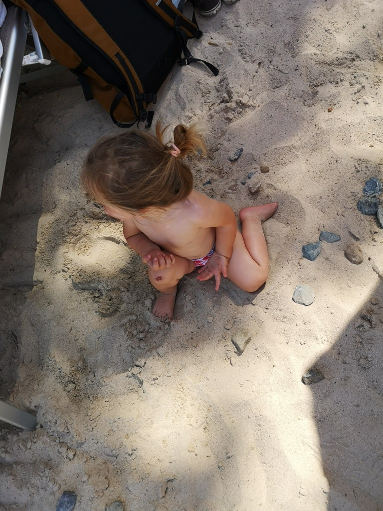 unglaublich feiner Sand - Copyright: fuchsliebende