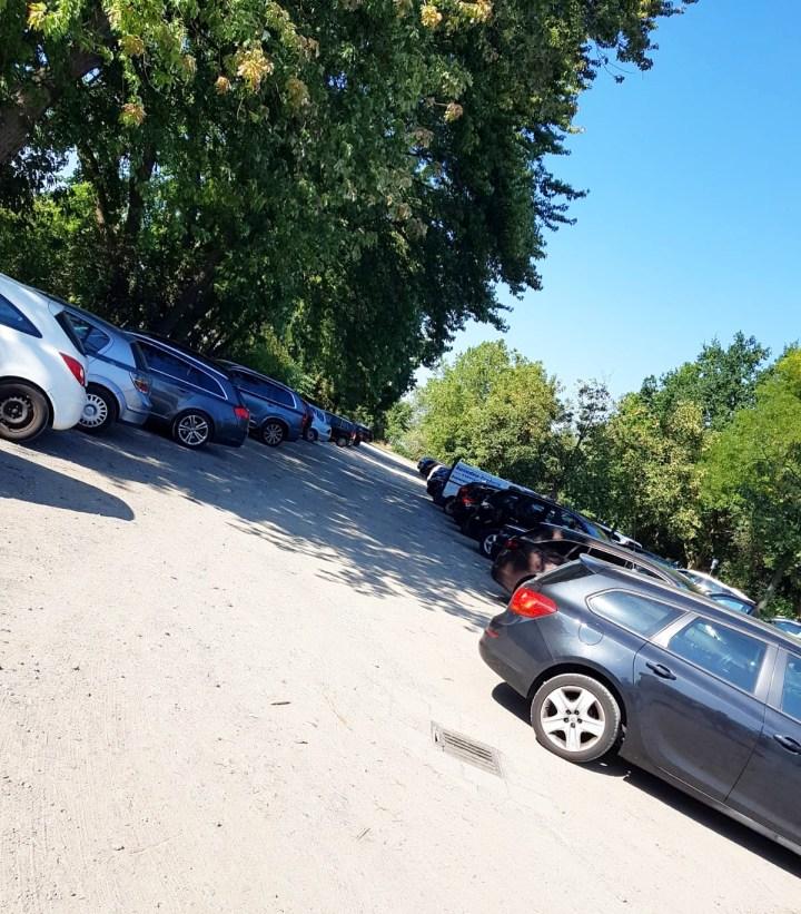 Parkplatz - Copyright: FuchsLiebende