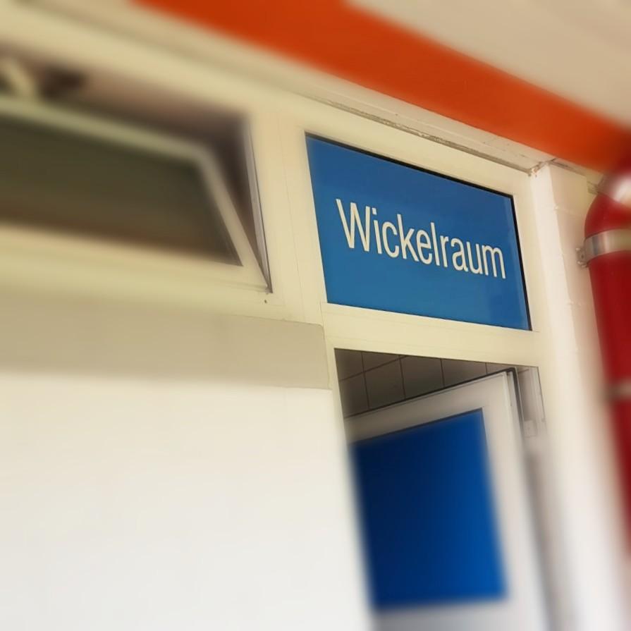Wickelraum- Copyright: FuchsLiebende