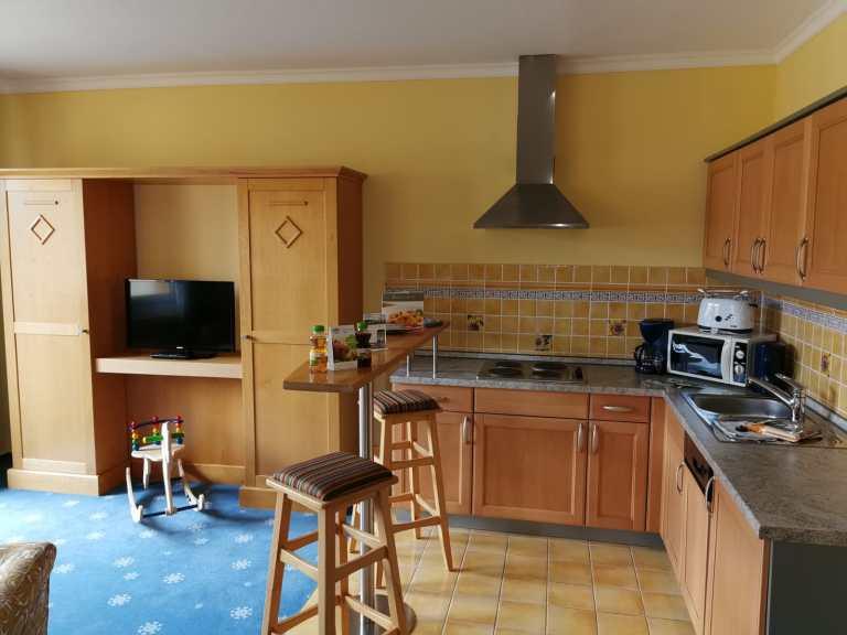 Küche_elldus_resort