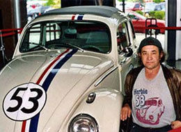 Herbie 'The Love Bug' indeed.