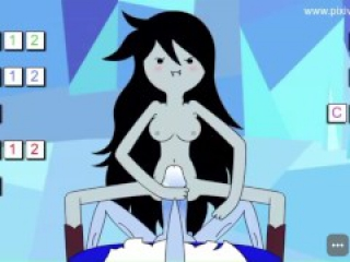 Adventure time marceline hentai game
