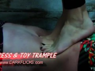 Mistress_and_Toy_Trample I HAVE TO GET THIS VIDEO PLEASE HELP ME