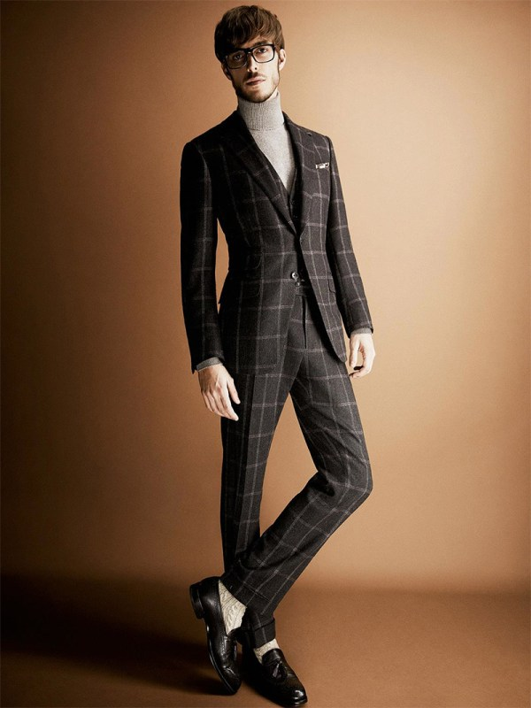 Tom Ford Fall Collection 2013