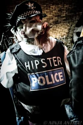 hipster-police
