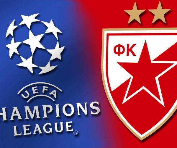 Zvezda licencirala 25 igrača za Ligu šampiona