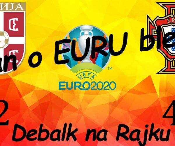 Srbija Portugal 2-4   Analiza