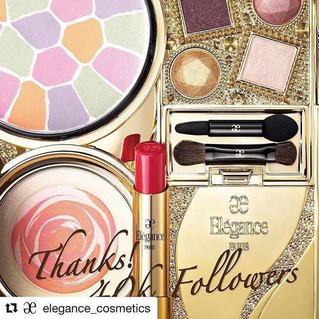 #elegance #Repost @elegance_cosmetics (@get_repost)・・・40,000フォロワーありがとうございます.いつも投稿を見ていただいている皆さまに支えられ、感謝でいっぱいです これからもエレガンスが皆さまのひとときの憩いになれますように.#感謝 #感謝でいっぱい # #40k #30000 #30kfollowers #プードル #loveプードル #フレッシュセントルージュ #ブリスオーラ #エレガンス #エレガンスコスメティックス #エレガンスパリ  #エレガンスクルーズ #ゴールド #ビジュー #キラキラ #コスメ #elegancecosmetics #eleganceparis #elegancecruise #今がいちばん美しい