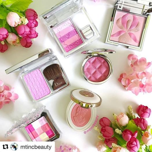 #Repost @mtincbeauty (@get_repost)・・・It's FRIIIIIIIDAY! Gotta have some pink! Agree? And for those that are curious, no these are not for sale.  still some pink items left on @shopmtincbeauty that you can choose from! Happy weekend ahead! ...#pink #love #blushaddict #jillstuart #laduree #diorbeauty #sisley #byterry#instamakeup#コスメ#メイク#化粧品#美容#今日のメイク