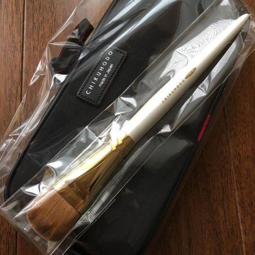 #chikuhodo GSN06 (Itachi 3990 yen )and C25 (4800 yen )pouch