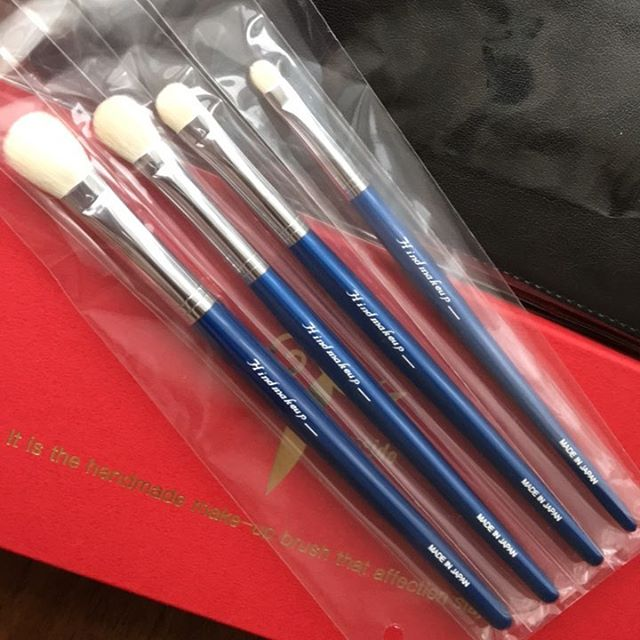 Tanseido eyeshadow set 10098 yen