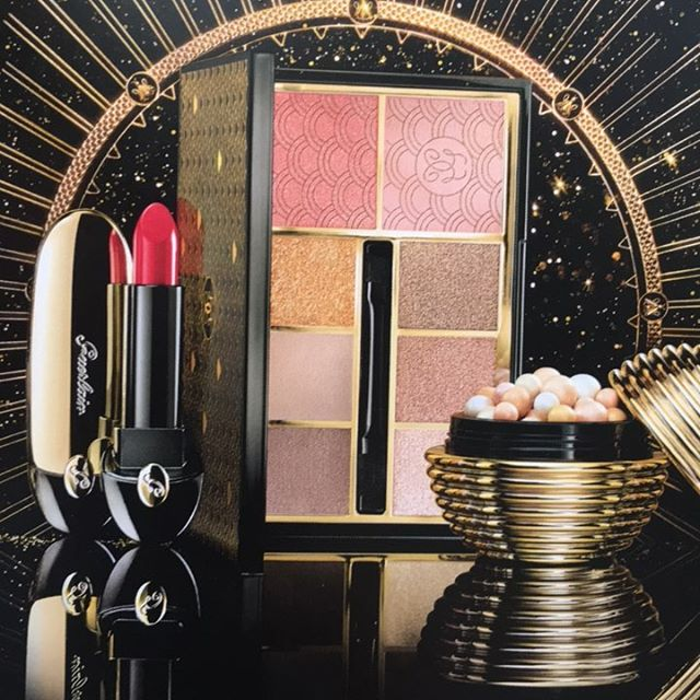 #guerlain Holiday in November
