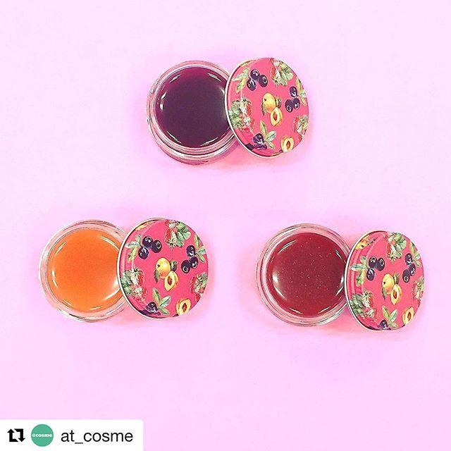 #laduree jelly lip gloss Repost @at_cosme (@get_repost)・・・LADUREEから甘酸っぱいジャムのようなリップカラーが登場透明感のある自然な発色でぷっくり艶やかな口元を演出してくれますそれぞれ、イチゴジャムアプリコットジャム、カシスジャムの香りが楽しめます レ・メルヴェイユーズ ラデュレ ジェリーリップ グロス2,500円(税抜)全3色2018年1月19日(金)発売数量限定品#ラデュレ #リップグロス #レメルヴェイユーズラデュレジェリーリップグロス #イチゴ #カシス #アプリコット #ラデュレコスメ #lipgloss #lip  #コスメ #コスメ好きさんと繋がりたい #アットコスメ #コスメ大好き #コスメマニア #makeup #化粧品 #メイク #メイクアップ #cosmetics #motd #beauty