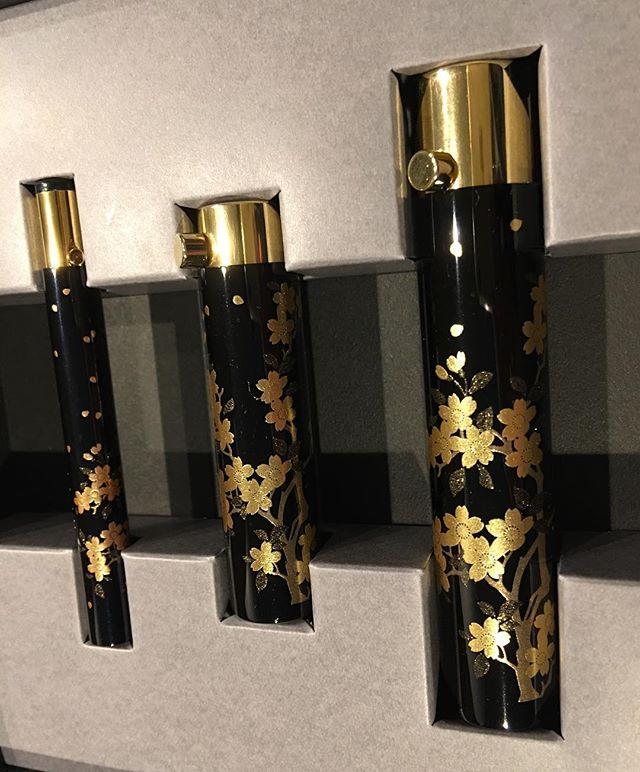 #chikuhodo BR8 Makie portable set 16000 Yen