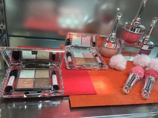 #jillstuartbeauty eyeshadow and blush
