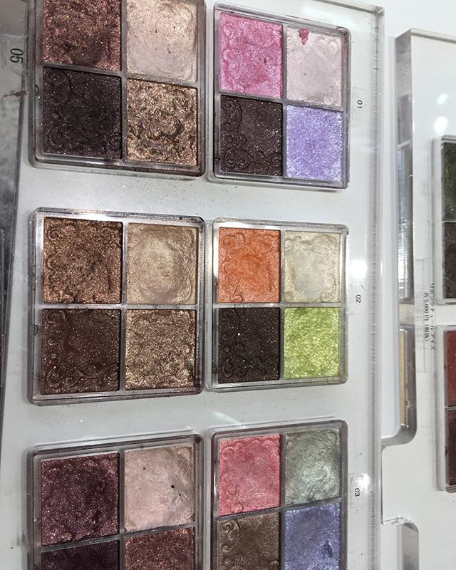 #jillstuartbeauty eyeshadow palette