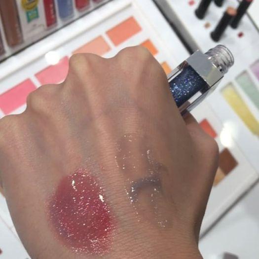 #RMK lip gloss 11 (right )