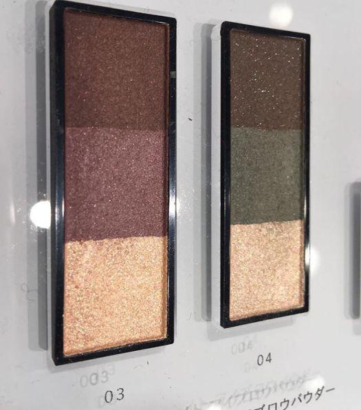 #celvoke eyebrow powder 03 and 04 (4158Yen )