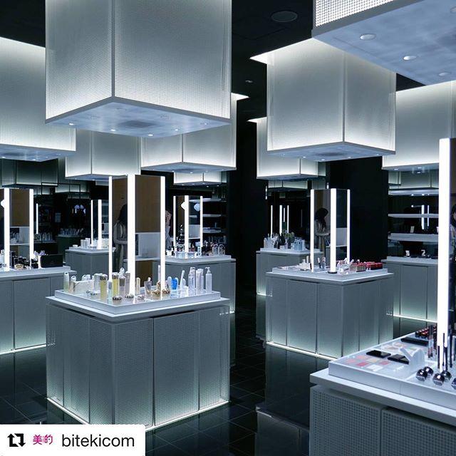 #shiseido #ginza