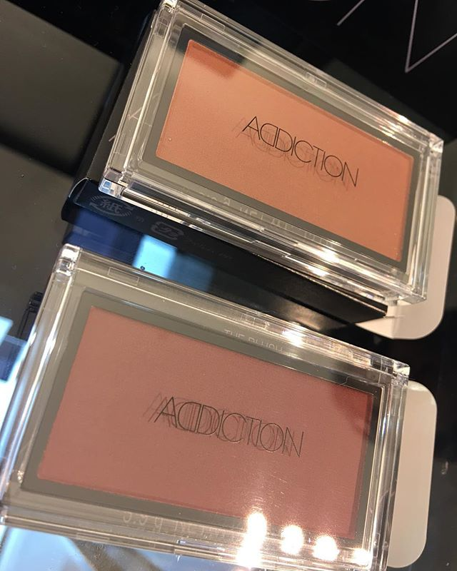 #addiction blush limited