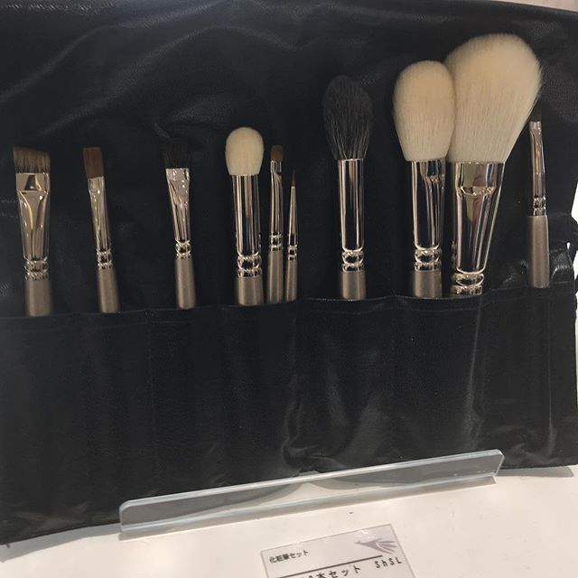 #Hakuhodo 10 brush set
