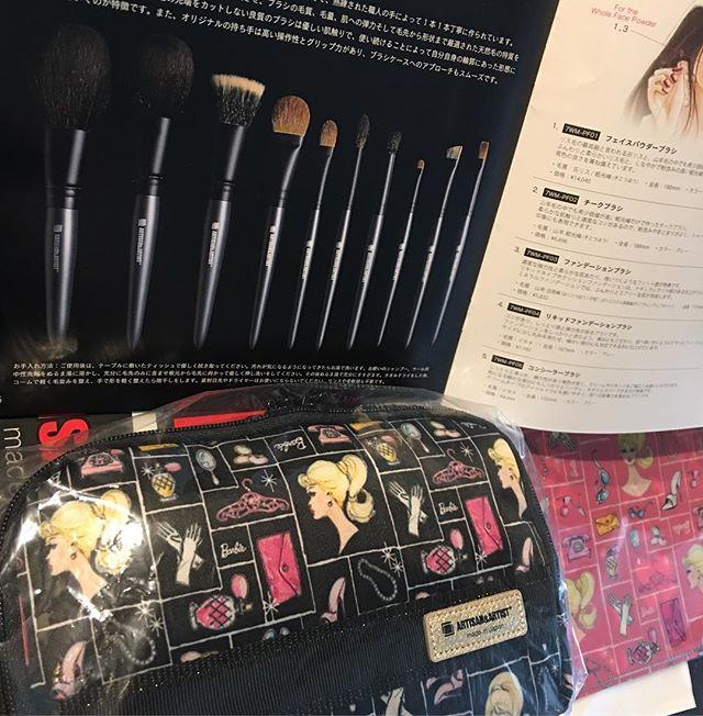 #artisanandartist makeup bag #barbie 8640 yen