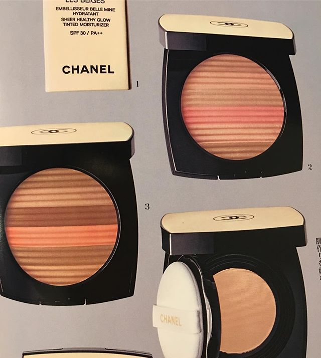 #chanel foundation