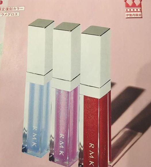 #RMK #Isetan limited