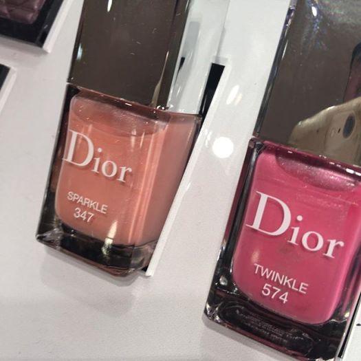 #Dior nail