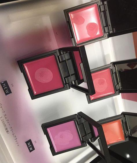 #celvoke comfy cream blush 3840 yen