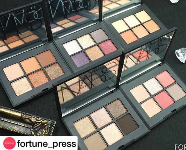 #NARS eyeshadow palette 5400yen
