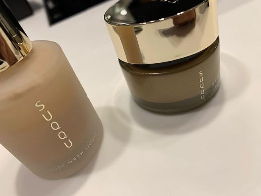 #SUQQU foundation 102Nude Wear and extra rich glow
