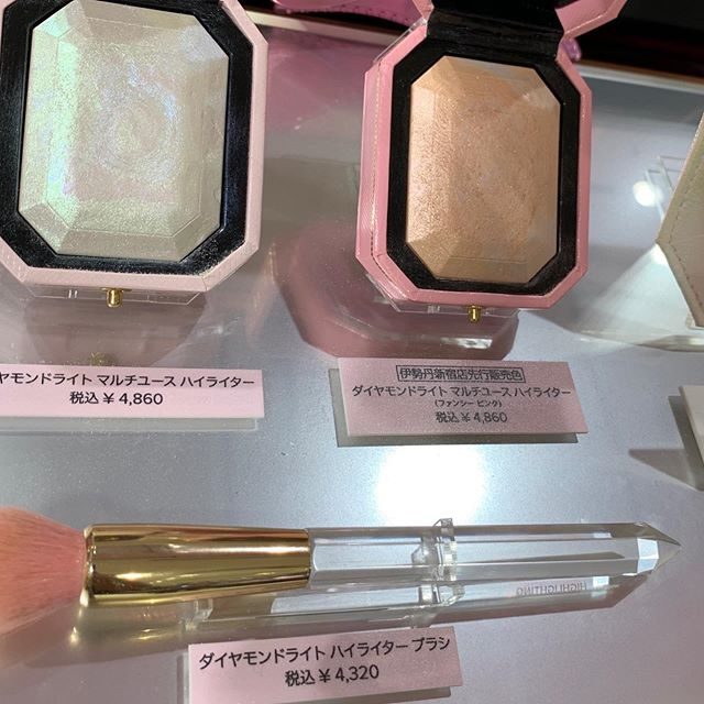 #toofaced first shop at #isetan