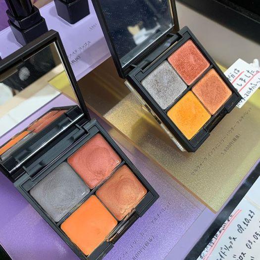 #celvoke limited eyeshadow 6960 yen